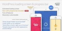 PageLoader – Loading Screen and Progress Bar for WordPress 4.4