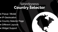 WordPress Country Selector WordPress Plugin 1.6.3