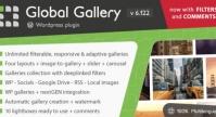 Global Gallery – WordPress Responsive Gallery 8.0.5