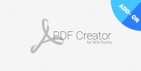 PDF Creator for NEX-Forms 7.5.12.5