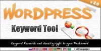 WordPress Keyword Tool Plugin 2.3.3