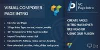 Visual Composer Page Intro 1.1