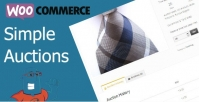 WooCommerce Simple Auctions – WordPress Auctions 1.2.36