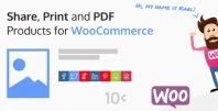 Share, Print and PDF Products for WooCommerce 2.6.1
