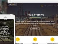 Thrive Themes Pressive WordPress Theme 2.3.1