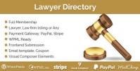 Lawyer Directory WordPress Plugin 1.2.6