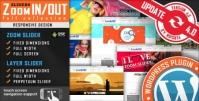 Responsive Zoom In/Out Slider WordPress Plugin 5.3