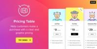 WordPress Pricing Table Plugin 2.6.1