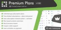 PrivateContent – Premium Plans add-on 1.24