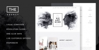 The Agency – Creative One Page Agency Theme 1.6.1