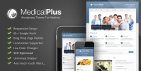 Medical Plus – Responsive Medical and Health Theme 1.10