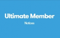 Ultimate Member Notices 2.0.9