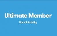 Ultimate Member Social Activity 2.2.5