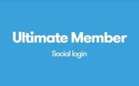 Ultimate Member Social login 2.3.10