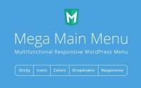 Mega Main Menu – WordPress Menu Plugin 2.2.0