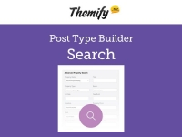 Themify Post Type Builder Search Addon 1.3.5