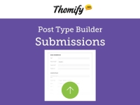 Themify Post Type Builder Submissions Addon 1.4.7