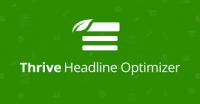 Thrive Themes Headline Optimizer 1.9.1