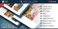 AD Gallery Premium WordPress Plugin 1.4