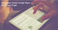 Responsive Styled Google Maps – WordPress Plugin 5.0